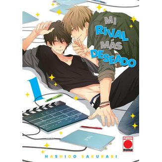 Mi Rival Mas Deseado #01 Manga Oficial Panini Manga