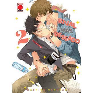 Mi Rival Mas Deseado #02 Manga Oficial Panini Manga