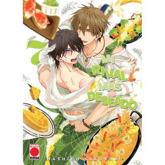 Mi Rival Mas Deseado #07 Manga Oficial Panini Comics