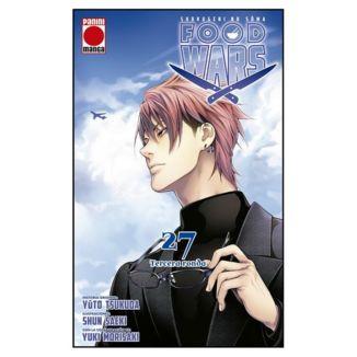 Food Wars Shokugeki no Soma #27 Manga Oficial Panini Manga