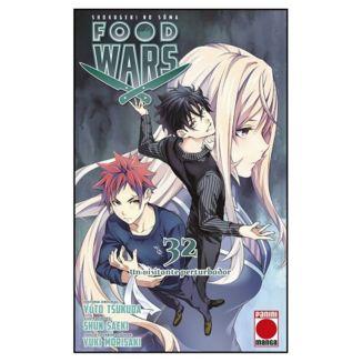Food Wars Shokugeki no Soma #32 Manga Oficial Panini Manga