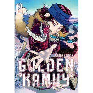 Golden Kamuy #12 Manga Oficial Milky Way Ediciones