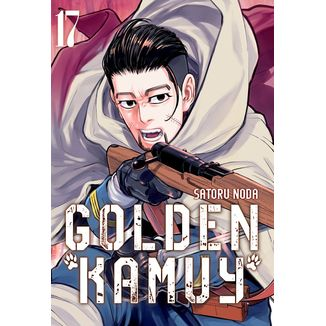 Golden Kamuy #17 (Spanish) Manga Oficial Milky Way Ediciones