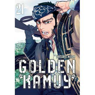 Golden Kamuy #21 Manga Oficial Milky Way Ediciones