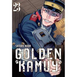 Golden Kamuy #23 Manga Oficial Milky Way Ediciones
