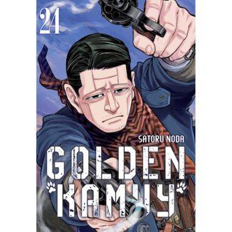 Golden Kamuy #24 (Spanish) Manga Oficial Milky Way Ediciones