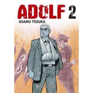 Adolf Edición Tankobon #02 Manga Planeta Cómic (spanish)