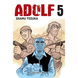 Adolf Edicion Tankobon #05 Manga Planeta Comic (Spanish)