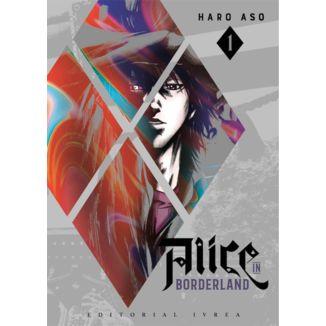 Alice in Borderland #01 Manga Oficial Ivrea