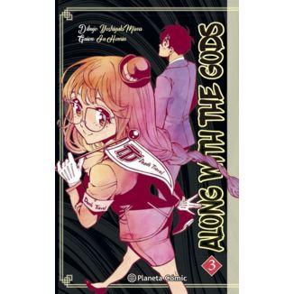 Along With The Gods #03 Manga Planeta Cómic (spanish)