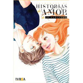 Antología de historias de amor de Io Sakisaka Manga Oficial Ivrea