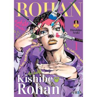 Asi hablo Kishibe Rohan #01 Manga Oficial Ivrea