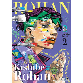 Asi hablo Kishibe Rohan #02 Manga Oficial Ivrea