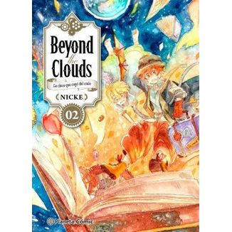 Beyond The Clouds: La Chica Que Cayó Del Cielo #02 Manga Planeta Cómic