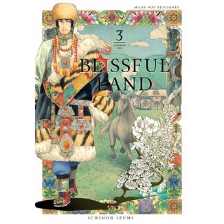 Blissful Land #03 Manga Oficial Milky Way Ediciones