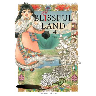 Blissful Land #04 Manga Oficial Milky Way Ediciones (Spanish)