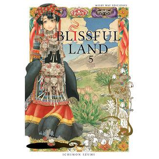 Blissful Land #05 Manga Oficial Milky Way Ediciones