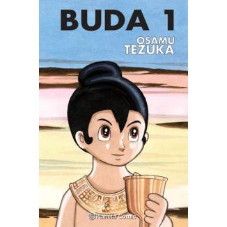 Buda #01 Manga Planeta Comic