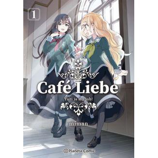 Cafe Liebe #01 Manga Planeta Comic