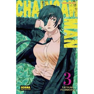 Chainsaw Man #03 Manga Oficial Norma Editorial(spanish)