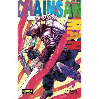 Chainsaw Man #05 Manga Oficial Norma Editorial