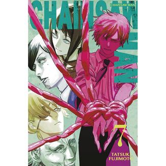 Chainsaw Man #07 Manga Oficial Norma Editorial (Spanish)