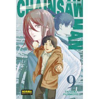 Chainsaw Man #09 Manga Oficial Norma Editorial (Spanish)