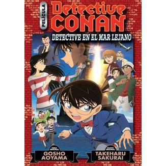 Detective Conan Detective en el Mar Lejano Anime Comic Manga Oficial Planeta Cómic