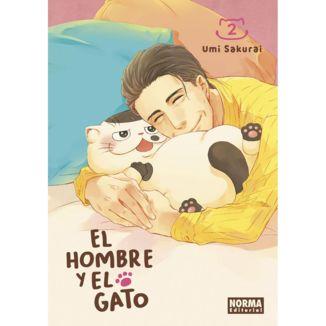 El Hombre y El Gato #02 Manga Oficial Norma Editorial