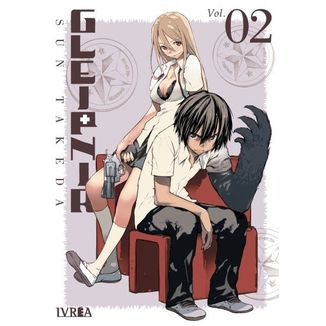 Gleipnir #02 Manga Oficial Ivrea