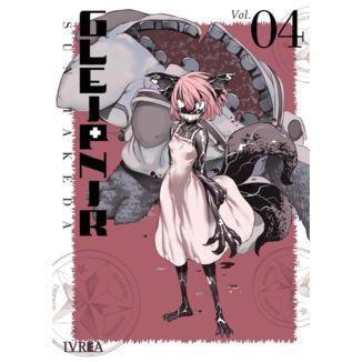 Gleipnir #04 Manga Oficial Ivrea