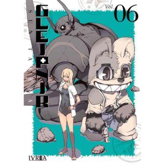 Gleipnir #06 Manga Oficial Ivrea (spanish)