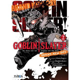 Goblin Slayer Brand New Day #02 Manga Oficial Ivrea
