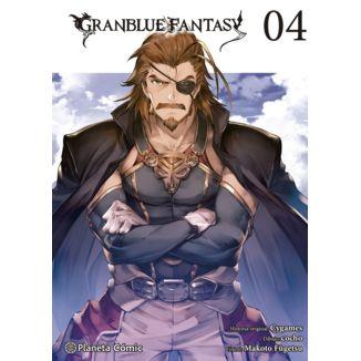 Granblue Fantasy #04 Manga Oficial Planeta Cómic