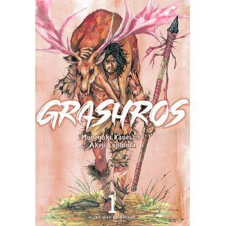 Grashros #01 Manga Oficial Milky Way Ediciones (spanish)