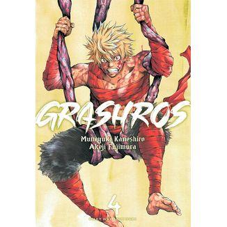 Grashros #04 Manga Oficial Milky Way Ediciones