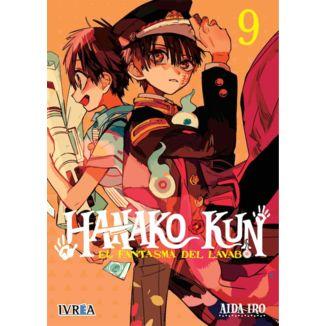 Hanako-kun El Fantasma del Lavabo #09 Manga Oficial Ivrea