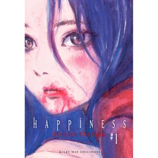 Happiness #01 Manga Oficial Milky Way Ediciones