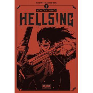 Hellsing Edición Coleccionista #01 Manga Oficial Norma Editorial (spanish)