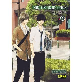 Historias de Amor Koimonogatari #01 Manga Oficial Norma Editorial