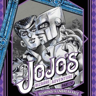 Jojo's Bizarre Adventure Diamond is Unbreakable #12 Manga Oficial Ivrea (Spanish)