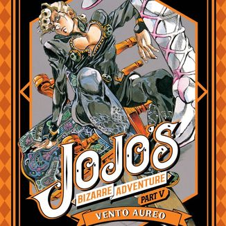 Jojo's Bizarre Adventure Vento Aureo #10 Manga Oficial Ivrea (Spanish)