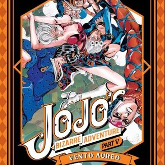 Jojo's Bizarre Adventure Vento Aureo #06 Manga Oficial Ivrea (Spanish)