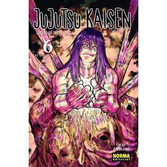 Jujutsu Kaisen #06 Manga Oficial Norma Editorial