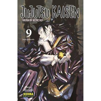 Jujutsu Kaisen #09 Manga Oficial Norma Editorial (spanish)