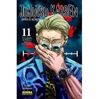 Jujutsu Kaisen #11 Manga Oficial Norma Editorial (spanish)