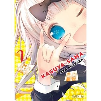 Kaguya-sama: Love Is War #02 Manga Oficial Ivrea (spanish)