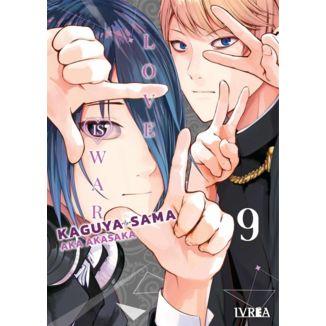 Kaguya-sama Love Is War #09 Manga Oficial Ivrea