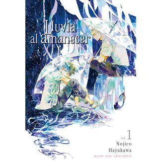 Lluvia Al Amanecer #01 Manga Oficial Milky Way Ediciones (spanish)