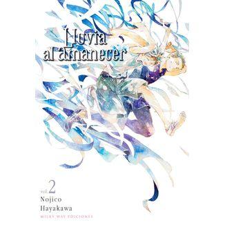 Lluvia Al Amanecer #02 Manga Oficial Milky Way Ediciones (spanish)